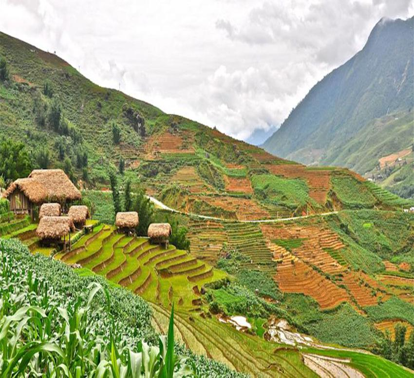 Sapa Tour 3 days/4 Nights -  1 Night Homestay 1 Night Hotel